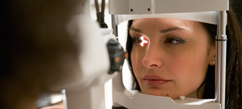 Glaucoma testing with a Comprehensive Eye Exam