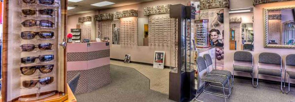 First Eye Care Irving office